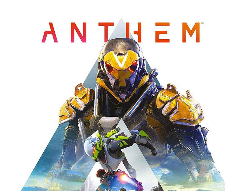 Anthem (Xbox One), Gamer Zone 1 , gamerzone1.com