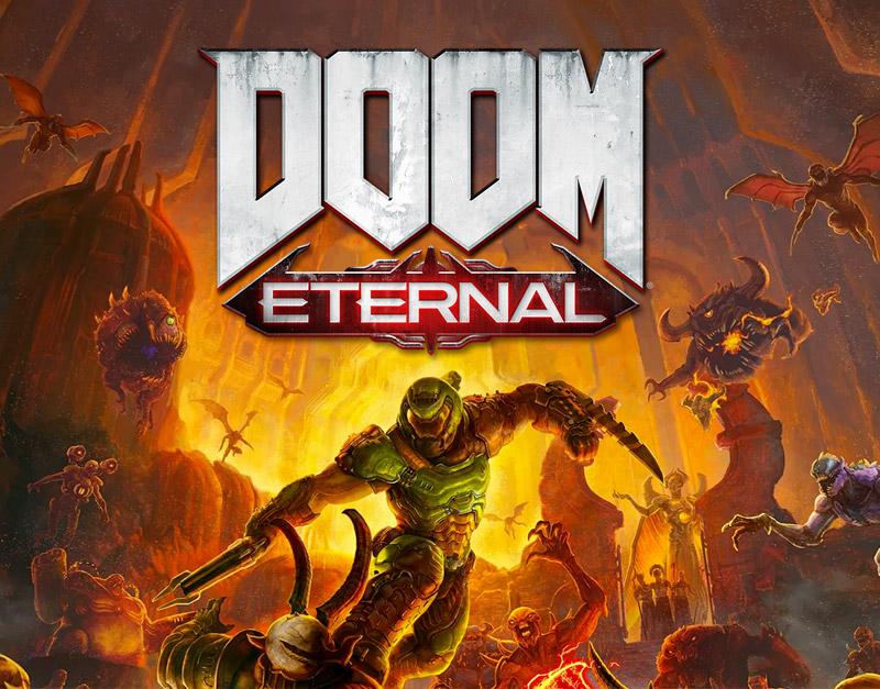 DOOM Eternal Standard Edition (Xbox One), Gamer Zone 1 , gamerzone1.com
