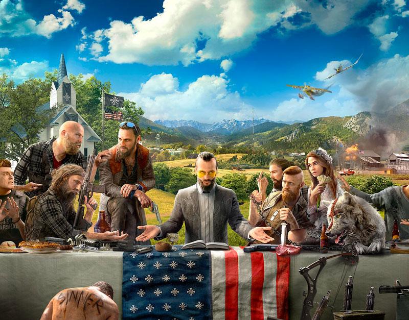Far Cry 5 - Gold Edition (Xbox One), Gamer Zone 1 , gamerzone1.com