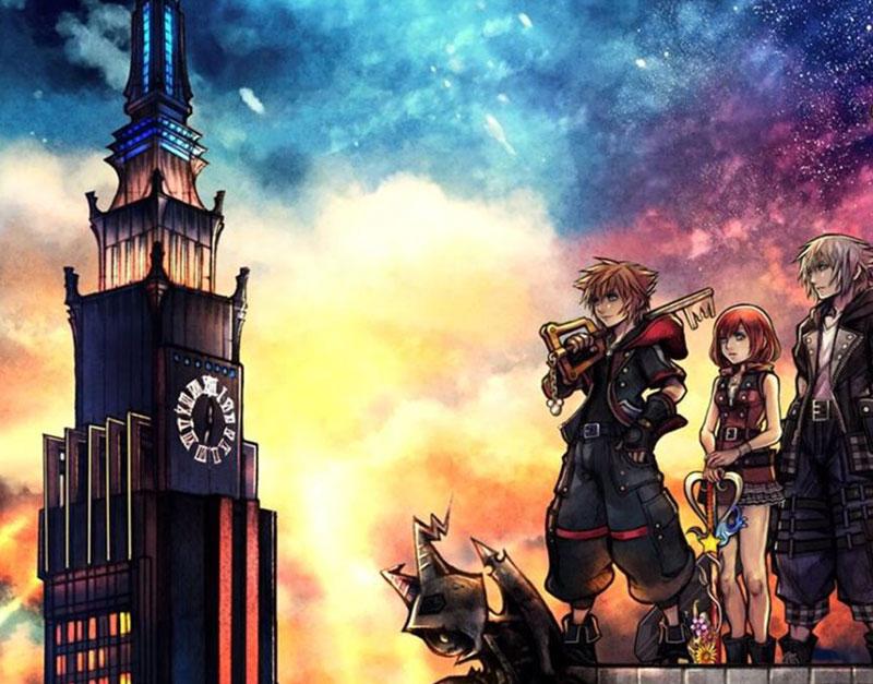 Kingdom Hearts 3 (Xbox One), Gamer Zone 1 , gamerzone1.com