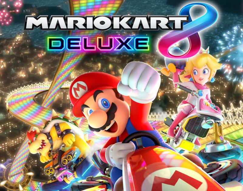 Mario Kart 8 Deluxe (Nintendo), Gamer Zone 1 , gamerzone1.com