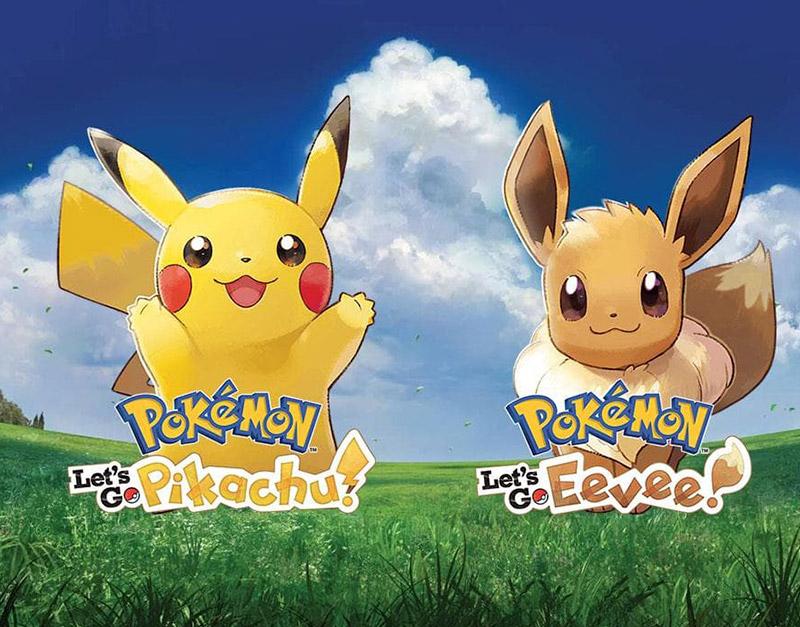 Pokemon Let's Go Eevee! (Nintendo), Gamer Zone 1 , gamerzone1.com