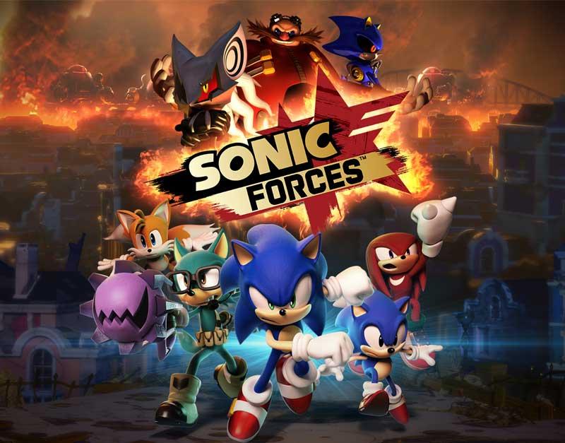 SONIC FORCES™ Digital Standard Edition (Xbox Game EU), Gamer Zone 1 , gamerzone1.com
