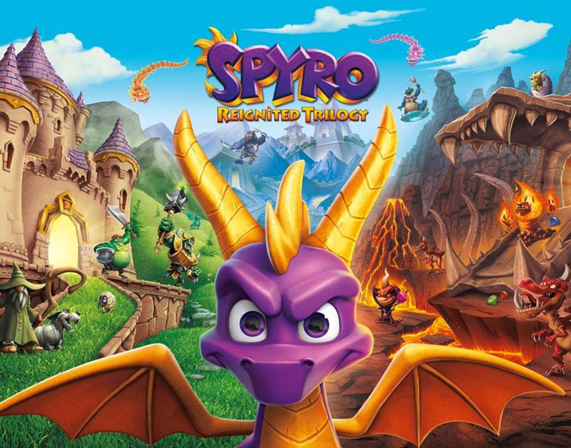 Spyro Reignited Trilogy (Xbox One), Gamer Zone 1 , gamerzone1.com