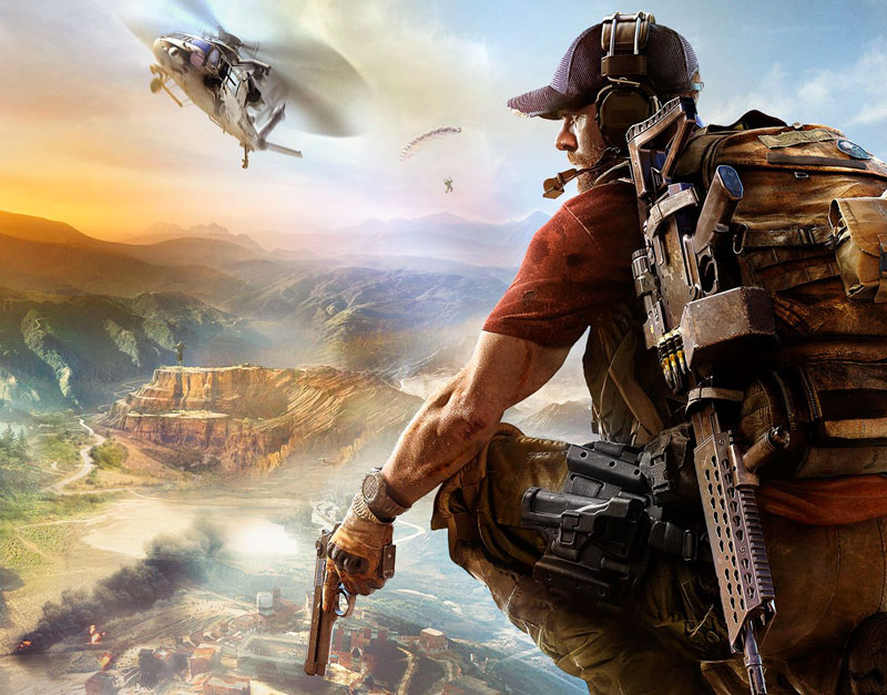 Tom Clancy's Ghost Recon Wildlands - Deluxe Edition (Xbox One), Gamer Zone 1 , gamerzone1.com